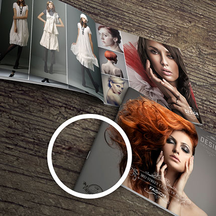 Booklets Design Product