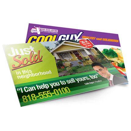Post Cards Printing Services