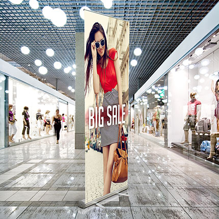 Banner Stands Printing
