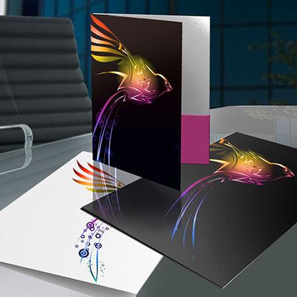 Presentation Folder Printing Services