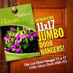 Door Hangers Jumbo Printing