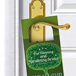 Door Hander Jumbo Printing