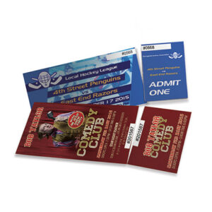 Event Raffle Tickets Services