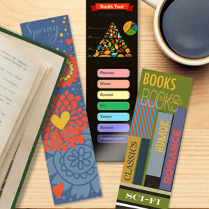 Bookmarks Design Product