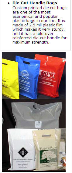 Plastic Bags Printing Services