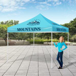 Event Tents Premium Printing